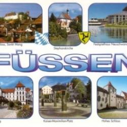 Postkarten Allgäu