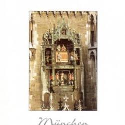 Postkarte-Ansichtskarte-Muenchen-Glockenspiel-KM7