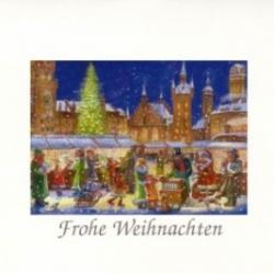 Postkarte-Ansichtskarte-Weihnachtskarte-Muenchen-KM500