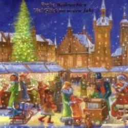 Postkarte-Ansichtskarte-Weihnachtskarte-Muenchen-KMS500