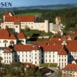 Postkarte-Ansichtskarte-Bayern-Allgaeu-Fuessen-9078