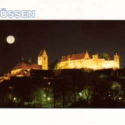 Postkarte-Ansichtskarte-Bayern-Allgaeu-Fuessen-F9002