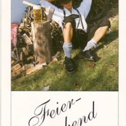 Postkarte-Ansichtskarte-Bayern-B23